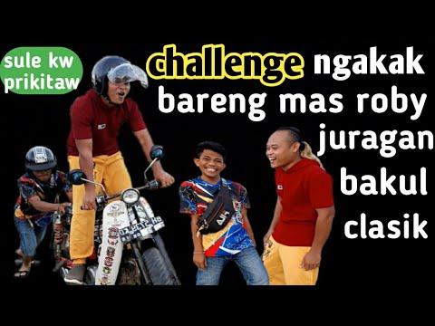 Challenge Ngakak Bareng Juragan Bakul Clasik | Sule Kw | Prikitaw