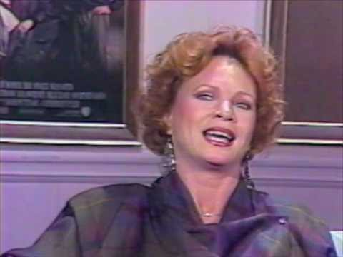 JULIET PROWSE  on MAME with JIM WHALEY