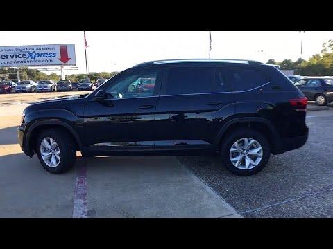 2018 Volkswagen Atlas Longview, Tyler, Marshall, Carthage, TX, Shreveport, LA JC508495