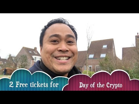 Cryptocurrency Event free tickets: Day of the Crypto & Crypto Economy World Tour