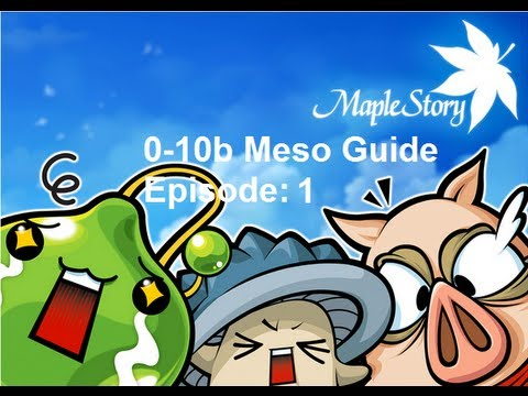 Maple Story Guides