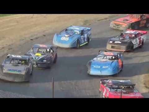 Pro Stock Feature Race at Crystal Motor Speedway, Michigan on 09-16-2018!