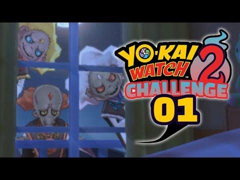YO-KAI WATCH 2 CHALLENGE - ÉPISODE 1 : ON CHANGE LES RÈGLES