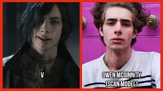 Characters and Voice Actors - Devil May Cry 5 (English)