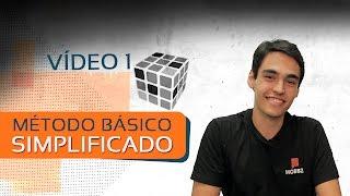 Como montar o Cubo Mágico - Método Simplificado 1