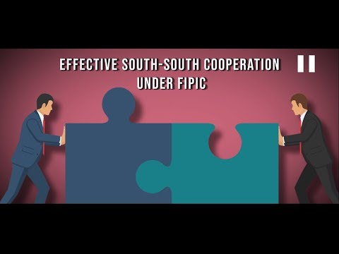 Session on Effective South-South Cooperation under FIPIC - Day 3- WSDS 2018