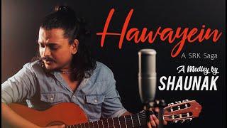 Hawayein - A SRK Saga // Shah Rukh Khan // A Medley by Shaunak