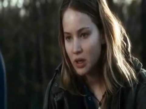 Jennifer Lawrence, Winter's Bone squirrel scene