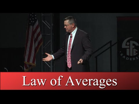 """Law of Averages"" by Orrin Woodward"