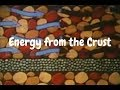 Energy From The Crust:  Uranium Mining and Hydro Thermal Deposits