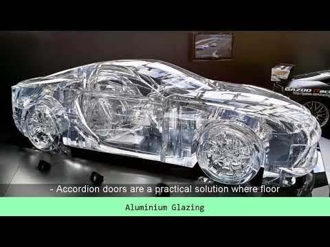 Aluminium Double Glazing