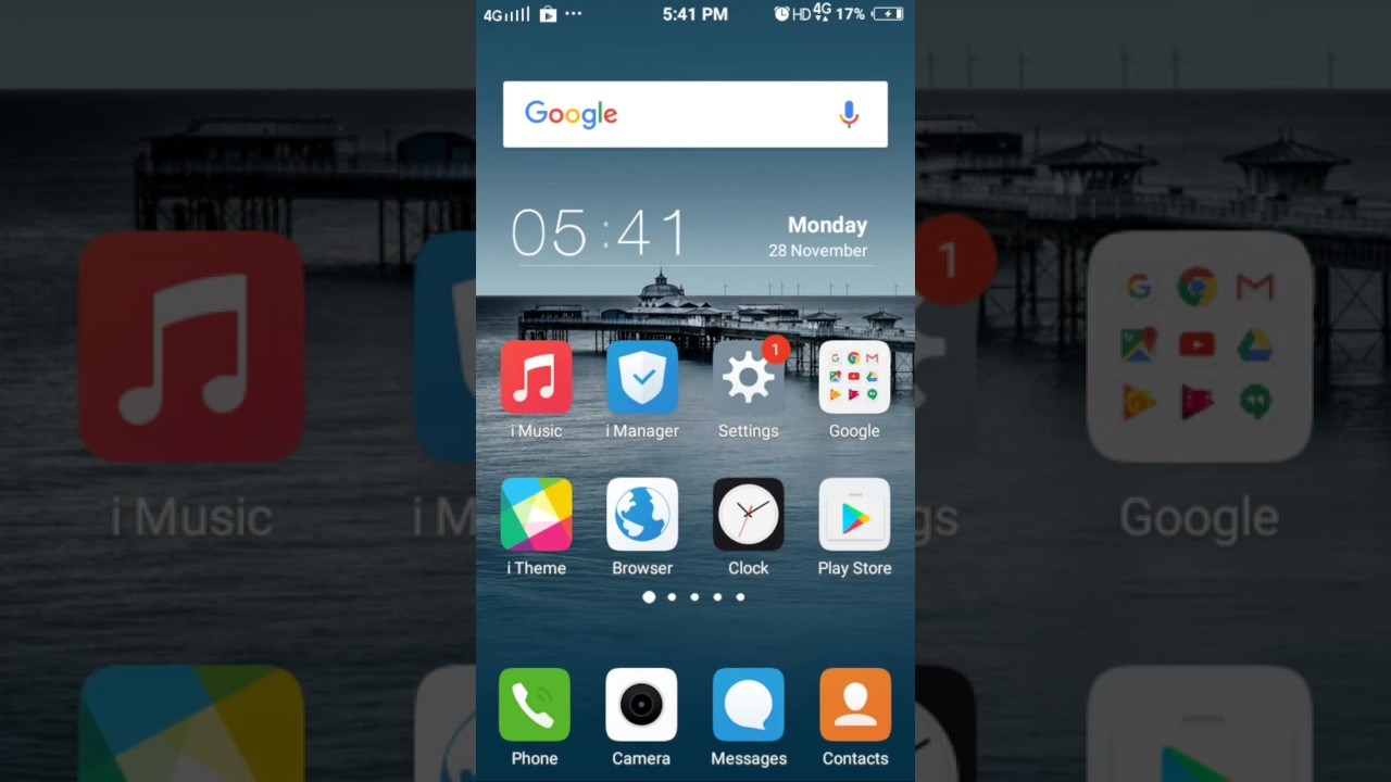 How To Delete Google Account From Vivo Y21 Removing Google