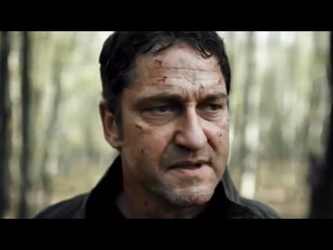 Download Angel Has Fallen    Mike found his Dad    Epic Woods Scene in HD
