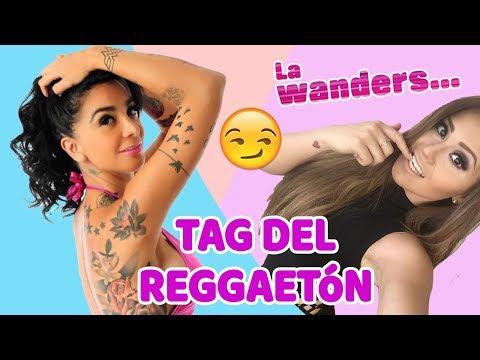 El Tag Del Reggaetón - La Wanders Lover y Gomita.