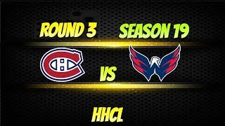 Roblox HHCL Round 3 MTL VS WSH 6-5 Final Regulation| HHCL Highlights 2018