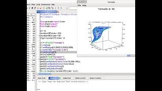 SCaVis - free Java data-analysis framework