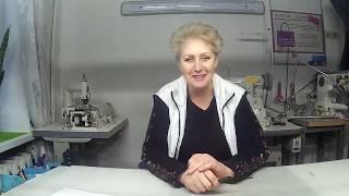 Скворцова (Русакова) Ольга. Обучение сумки . Оборудование для кожгалантереи  Швейные машины  Часть 1