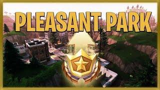 Défi Semaine 7 • Carte au trésor Pleasant Park • ! TrIiCk-ZoNeee