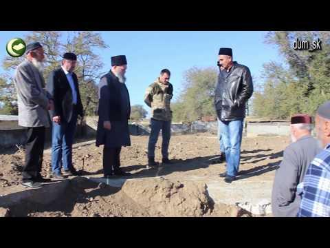 Муфтий Рахимов посетил Нефтекумский район