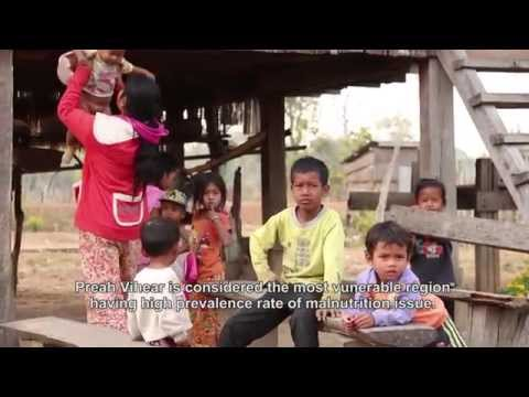 Nutrition Education and Challenges in Cambodia (Official Video)