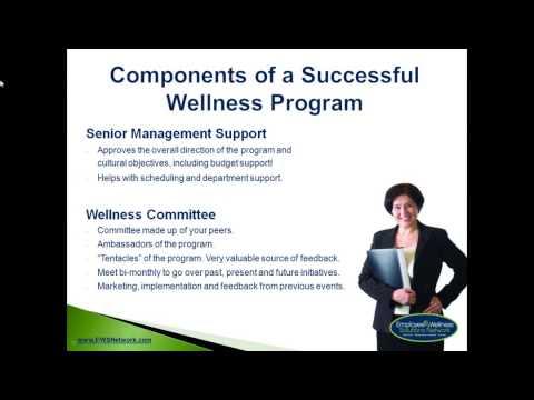 Corporate Wellness Programs - Chamber Webinar