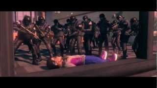 Saints Row The Third Walkthrough - Part 1 - When Good Heists Go Bad