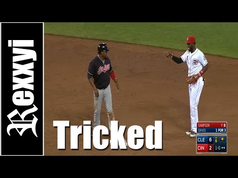 MLB | Tricked (Fake outs and trick plays)