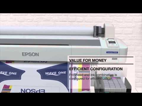 Epson SureColor F6070 Research