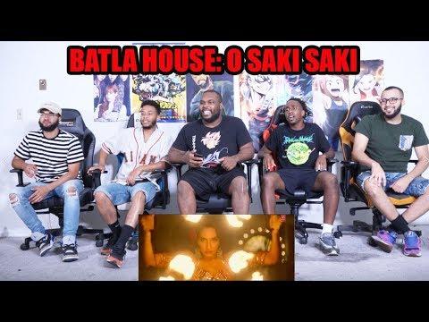 Batla House: O Saki Saki Video Reaction  Nora Fatehi, Tanishk B, Neha K, Tulsi K, B Praak,