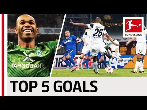 Brazilian Blaster Naldo - Top 5 Goals