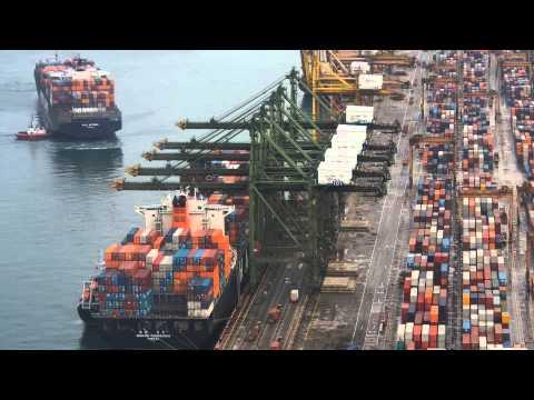 Singapore Container Terminal