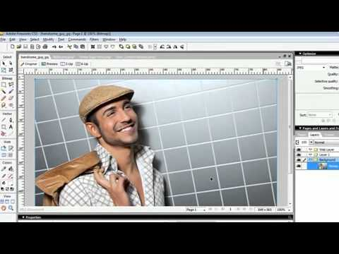 Tutorial: Adobe Fireworks Website Billboard Design Best Practices