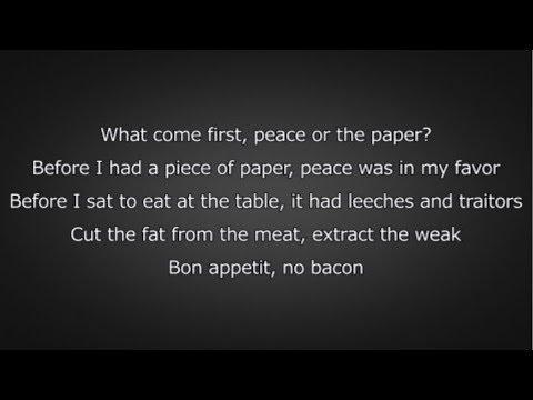 Nas - Adam And Eve (Lyrics)