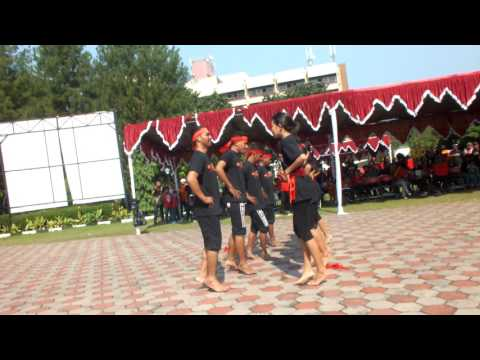 Tari Orlapei, HUT PATTIMURA 200 Tahun, Bogor
