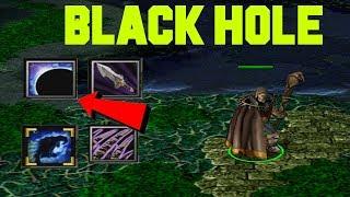 DOTA RUBICK BLACK HOLE - IT'S A DISASTAH!!!