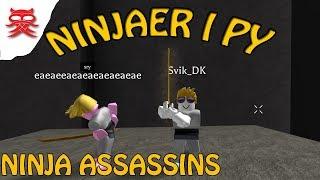 Ninjaer i pyjamas - NINJA ASSASSINS - Roblox