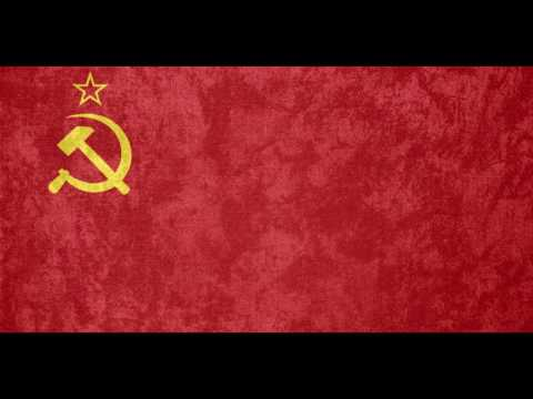 Soviet song (1938) - Komsomol song (English subtitles)