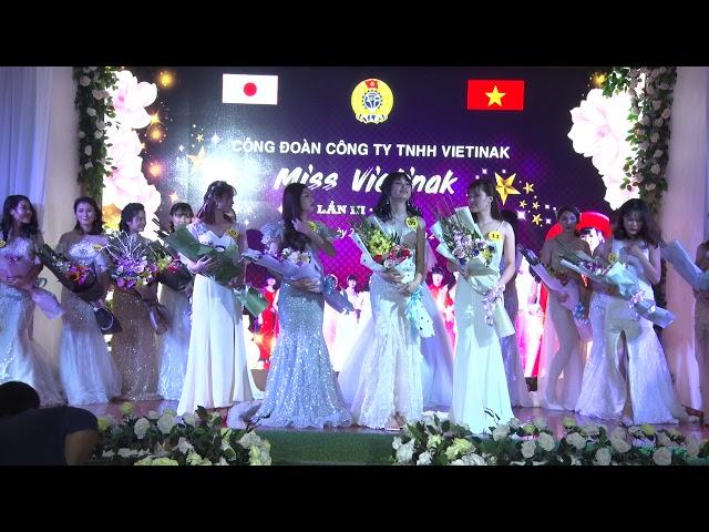 Miss Vietinak lần III năm 2018 những thí sinh xuất sắc của cuộc thi