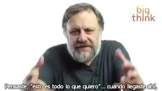 Slavoj Zizek - ¿Por qué ser feliz cuando puedes estar interesado?