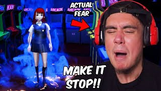 AN EVIL SPIRIT CAME BACK TO LIFE AS A JAPANESE ANIME GIRL & WANTS MY CHEEKS | Free Random Games