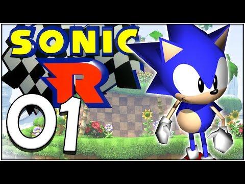 Karl Spiller Sonic R #1 - Kan DU Føle Sola?