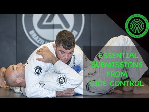 Essential BJJ Submissions From Side Control
