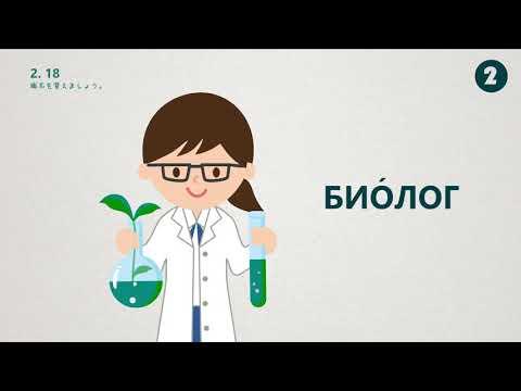 (2-18) ゆっくり学ぶロシア語文法~単語暗記練習【職名】