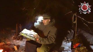 Winter Survival Camp - 20 H๐ur Long Winter Night 2020