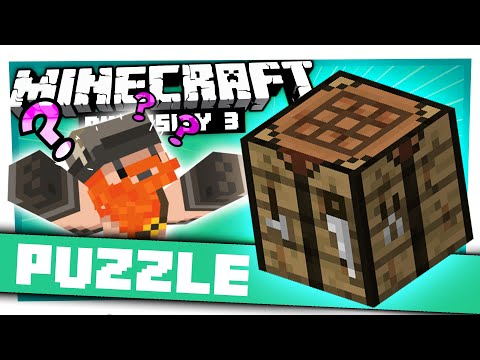 HOW DO I CRAFT THIS AGAIN? | Minecraft Diversity 3 | Part 8