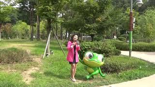 가수 심연녀 - 물레방아(작사 김기승.  작곡 송영수)…