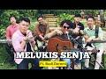 Melukis Senja (KERONCONG) - Budi Doremi ft. Fivein #LetsJamWithJames