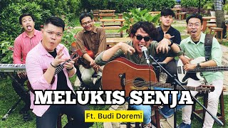 Download Mp3 Melukis Senja  Keroncong  - Budi Doremi Ft. Fivein #letsjamwithjames