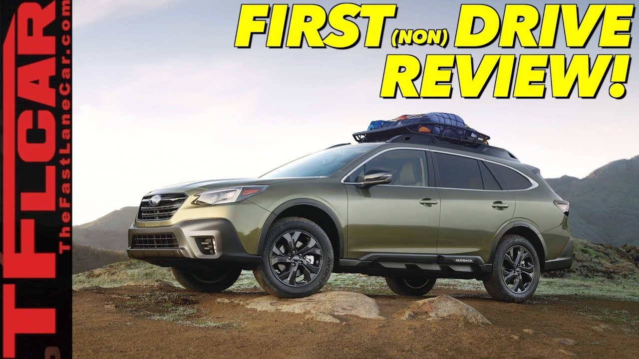 Is The 2020 Subaru Outback All New Or Just A Warmed Over