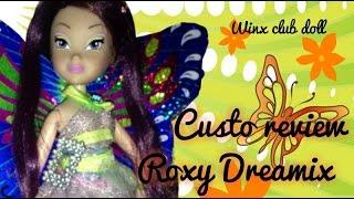 Review Winx Club Doll Custo Roxy Dreamix